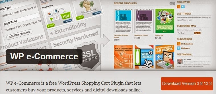 cara membuat website e-commmerce dengan wordpress