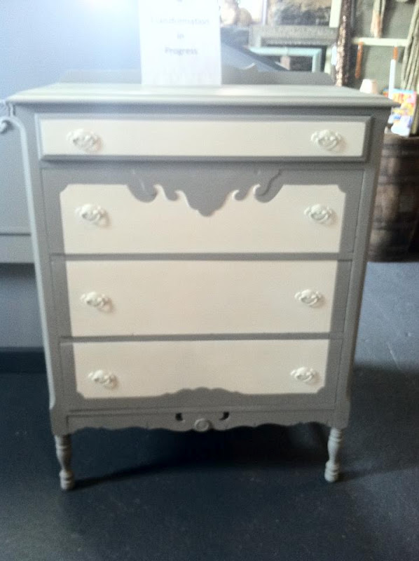 Annie Sloan Chalk Paint Lynchburg