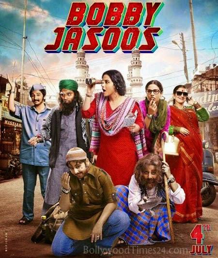 Bobby-Jasoos-Hindi-Movie-Poster-2014,Bobby Jasoos Movie Poster,Bobby-Jasoos Hindi Full Movie Online