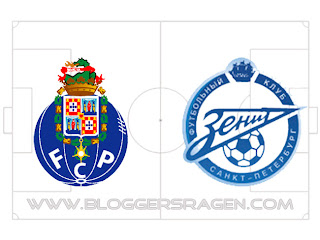 Prediksi Pertandingan Zenit vs Porto