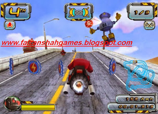 Crazy frog racer 2 cheats