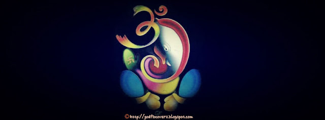 Ganesha Facebook Cover Picture