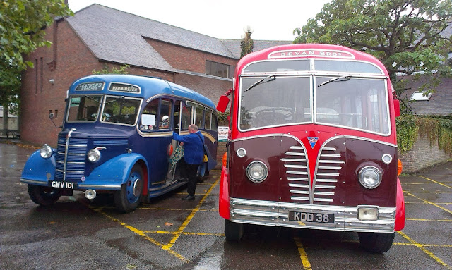 Warminster Bus Running Day