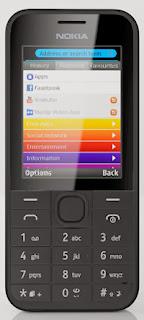 Spesifikasi Harga dan Review Nokia 208