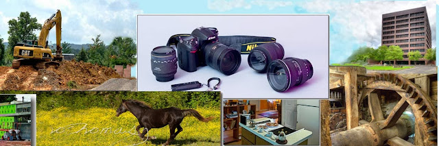 Collage ofdifferent types of photographs of the sort we do.