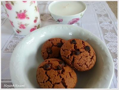 lezzetinden çatlayan leziz kurabiye