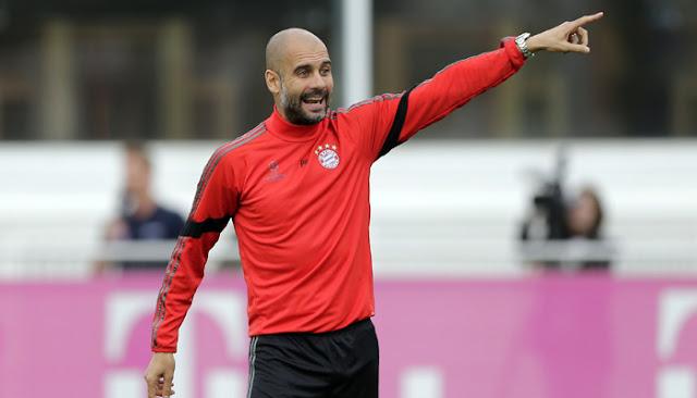 Pep Guardiola mulls Bayern future amidst England rumours
