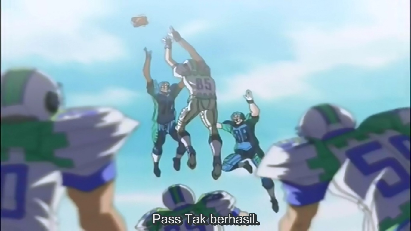 Eyeshield 21 Episode 52 Subtitle Indonesia