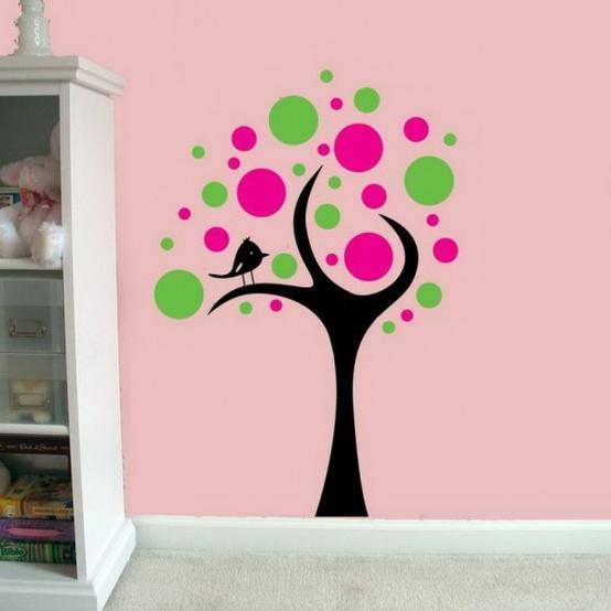 Varios dise os de murales o pegatinas para las paredes - Decorar tu habitacion ...