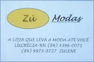 ZÚ MODAS