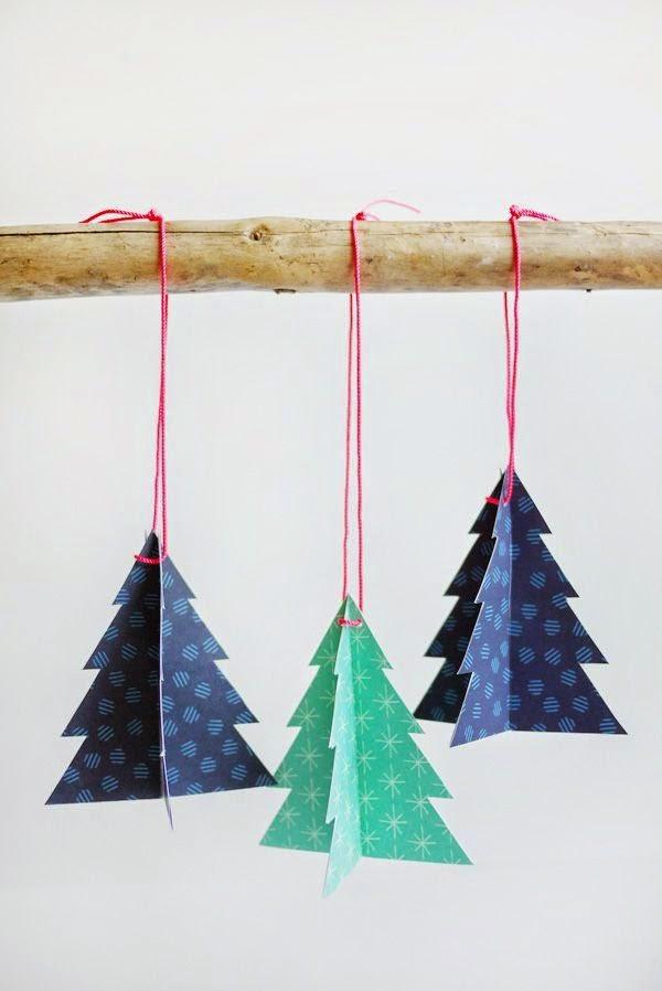 Árvore de Natal imprimível