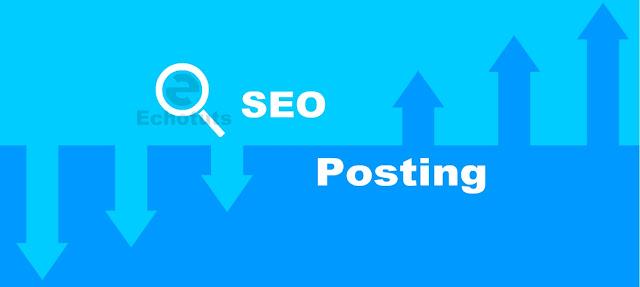 Cara Mudah Optimasi SEO pada Posting page rank - echotuts