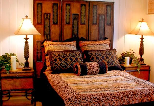 Dormitorios estilo animal print dormitorios colores y for Decoracion estilo africano