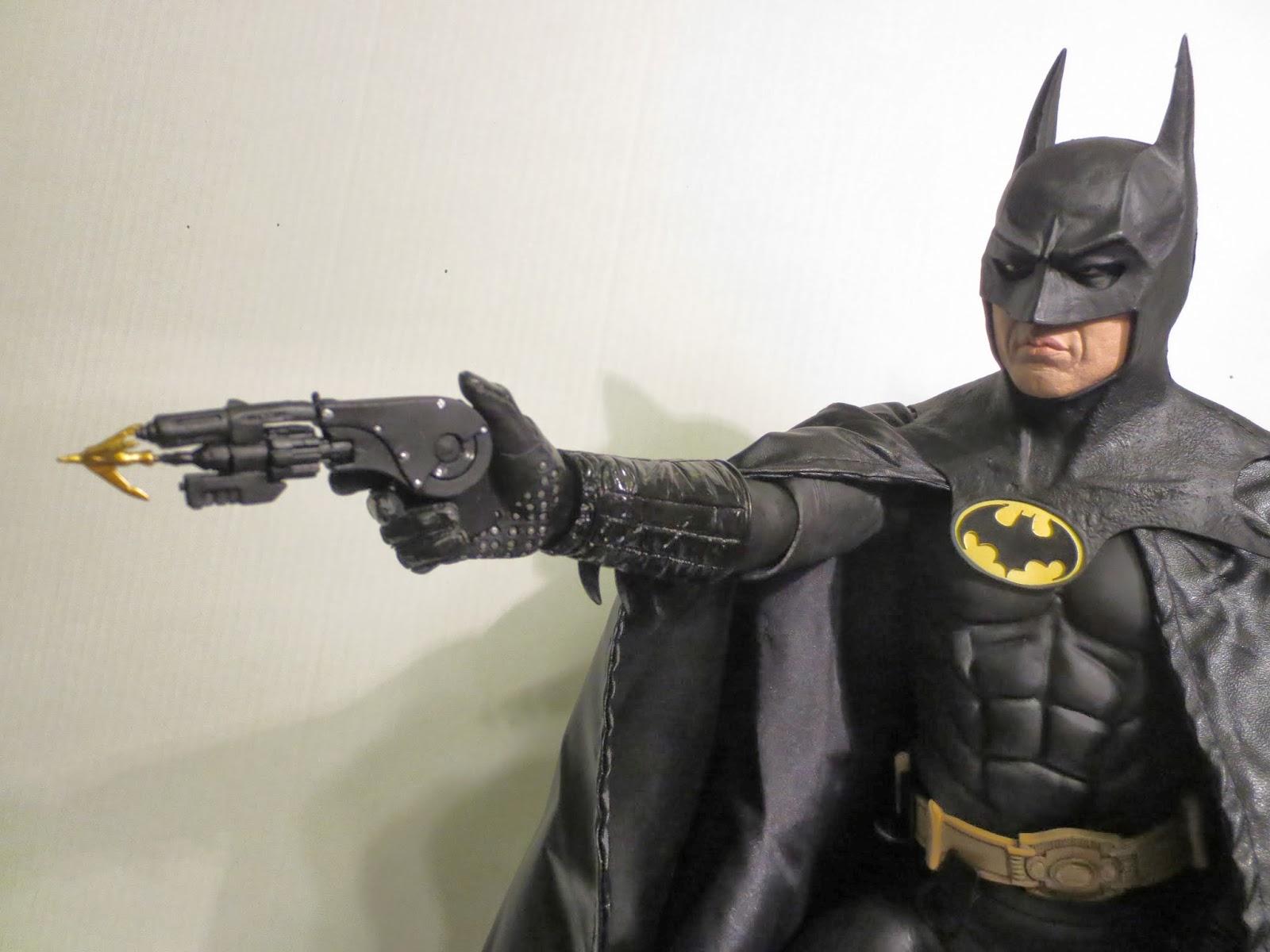 NECA: 1/4 Batman 1989 Michael Keaton figure - Page 153