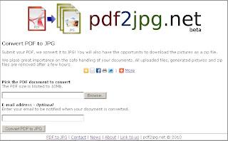 Pdf2jpg.net - Convert PDF to JPG Online