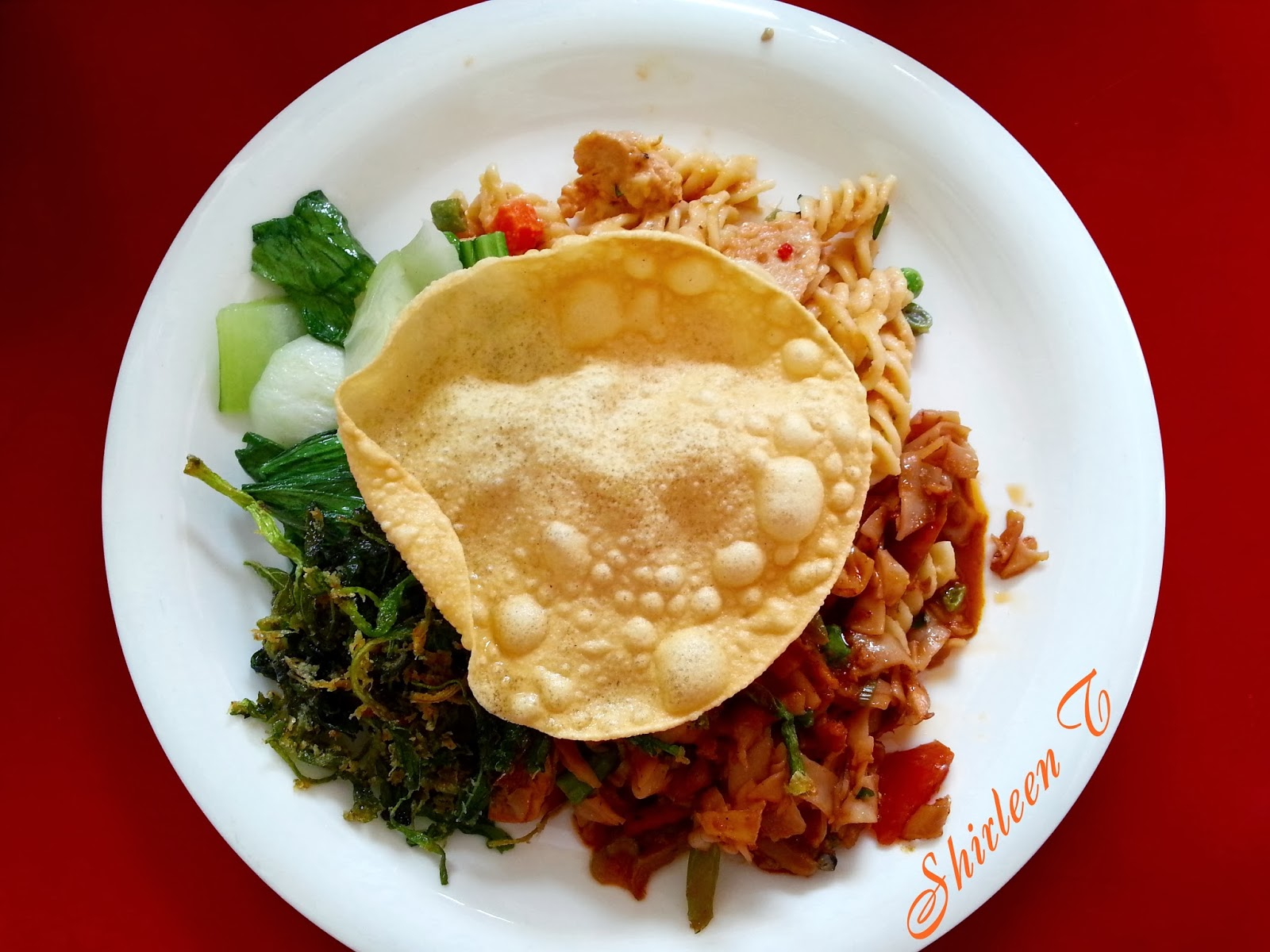 Pure vegetarian food bukit jambul penang for Awesome cuisine categories vegetarian