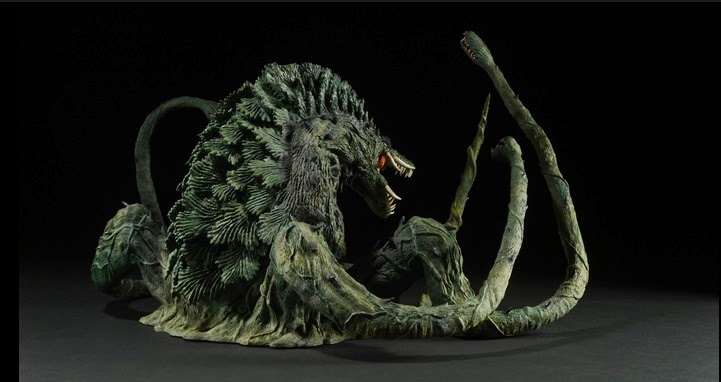 Godzilla Vs Biollante Set Coming From Bandai Scified Com