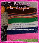 Reto Mi manta....crochet along
