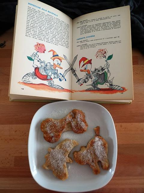 bistecche alla bucefalo - il manuale di nonna papera