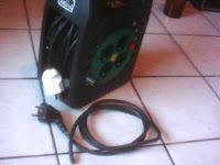 kabel roll listrik yang sudah diganti stekernya