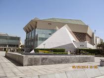 Modern Alexandria Library Complex, Alexandria (Egypt)
