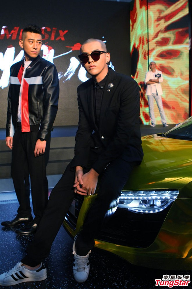 Lão Pháo Nhi - Mr Six