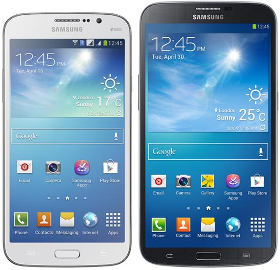 galaxy+mega+6.3+5.8 Galaxy Mega 5.8 ve 6.3 Fiyatları