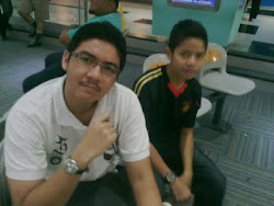 Me and Ammar..