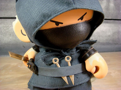 The Foot Soldier Custom Munny by Huck Gee