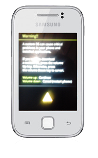 Flashing Firmware Samsung Galaxy Y GT-S5360
