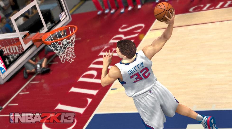 NBA2K13 v1.0.6 Full İndir
