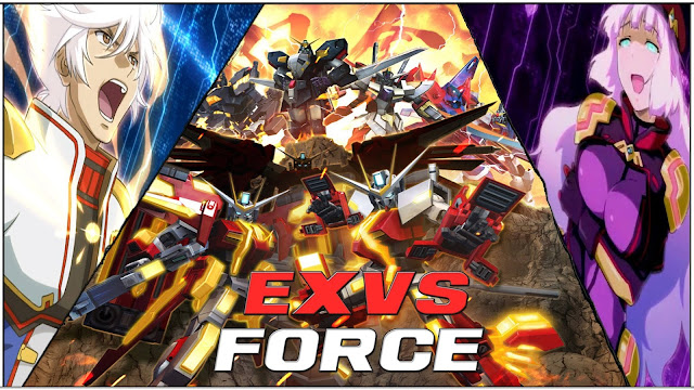 'Gundam Extreme VS-Force' Ungkapkan Akan Hadir Untuk PS Vita Di Musim Dingin Tahun Ini