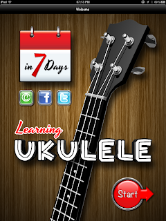 Learning The Ukulele In 7 Days App