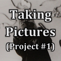 Black & White Photo (10-12) | Taking Pictures