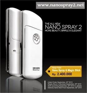 Daftar Online Nano Spray