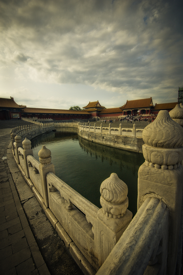 Ron Gessel. Beijing