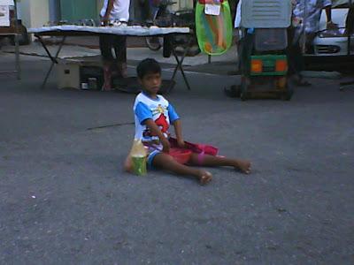 Budak Bakul Merah Harapkan Ehsan