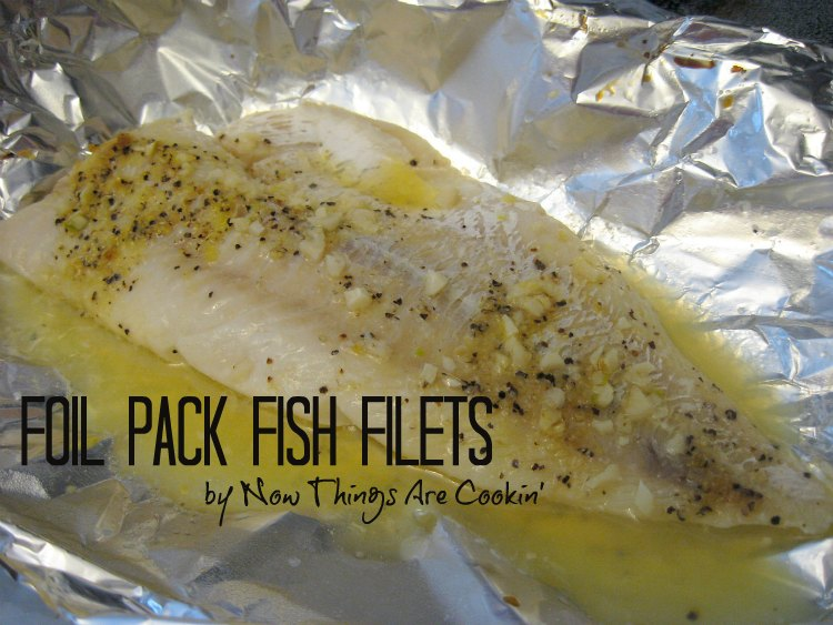 Tin foil baked swai fish fil cook and post for How to bake swai fish in foil