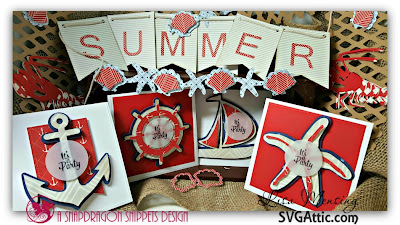 SVG Attic Cape Cod Collection