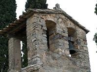 El campanar de Sant Jaume de Fonollet