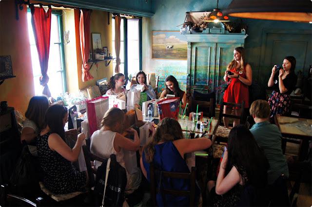 spotkanie blogerek kosmetyki