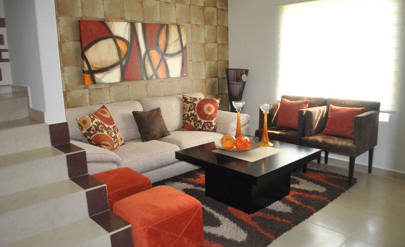 Casas en venta y departamentos casa muestra modelo lisboa for Apartamentos modelos de decoracion