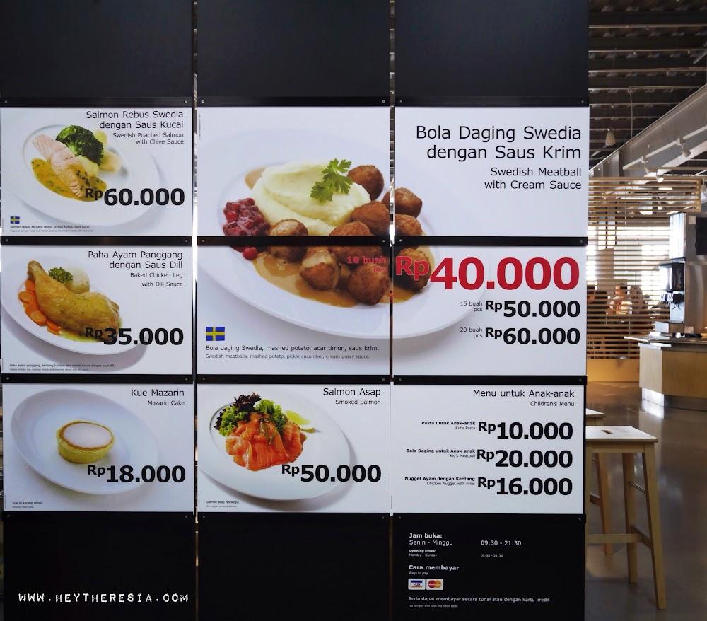 Ikea Indonesia Alam Sutera Tangerang: IKEA Restaurant Alam Sutera Indonesia: Experience The