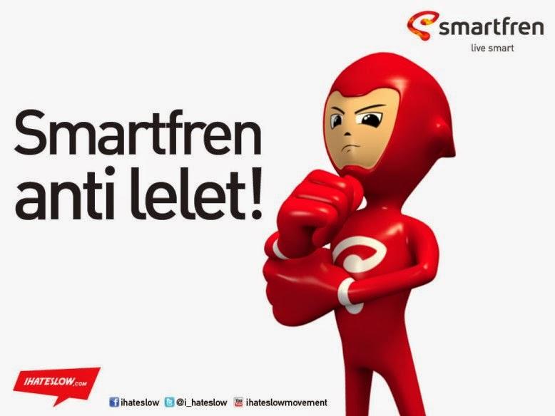 Smartfren Anti Lelet