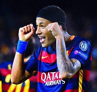 Neymar JR nominado balón oro
