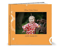Ellie's 1 year photo book