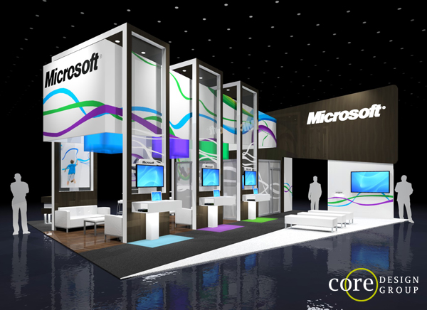 Expo Exhibition Stands Group : Core design group the freelance exhibit