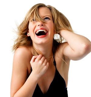 Tertawa dapat menurunkan berat badan