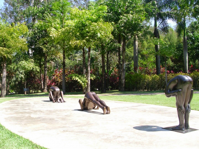 Esculturas de Edgard de Souza