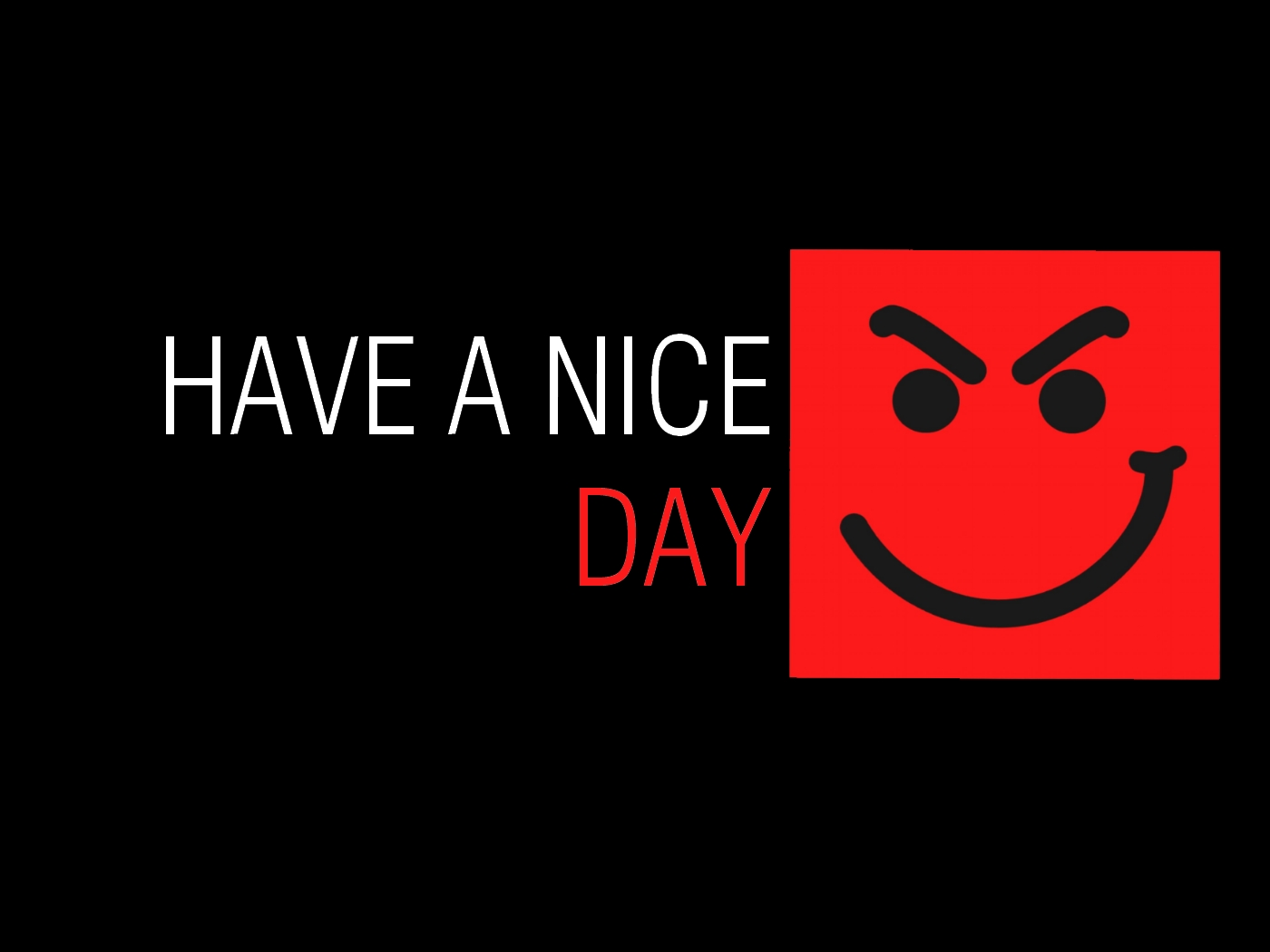 have a nice day Have a nice day is the ninth studio album by american rock band bon jovi,  released on september 20, 2005 produced by john shanks, the album was.